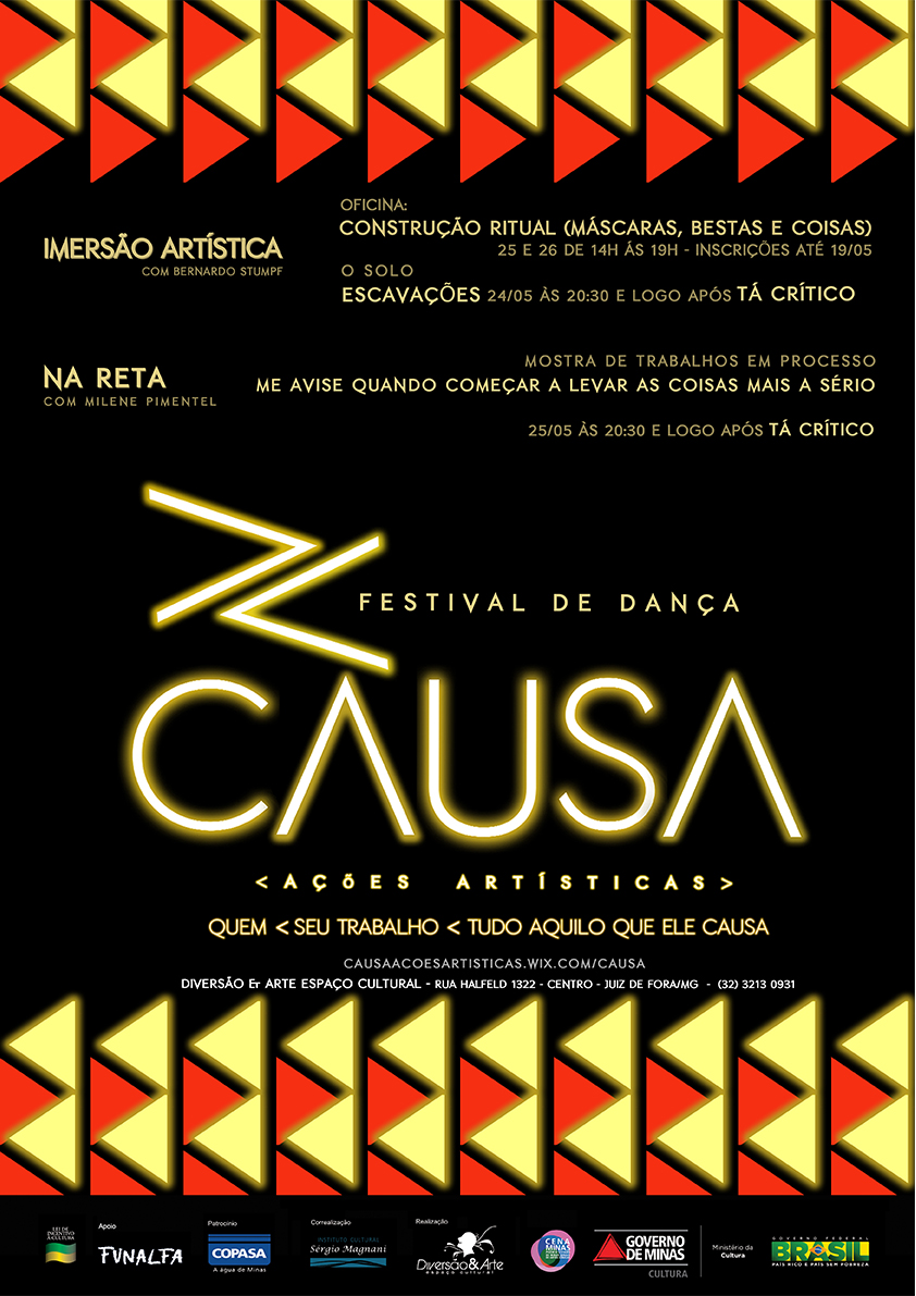 cartaz final CAUSA maio